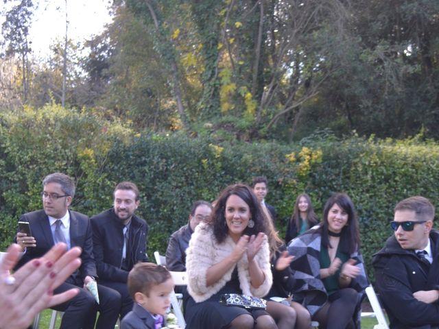 La boda de David y Cristina en Sant Fost De Campsentelles, Barcelona 4