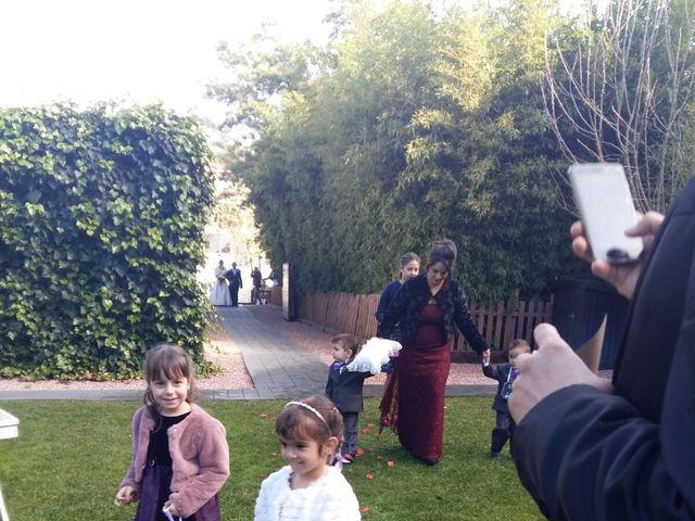 La boda de David y Cristina en Sant Fost De Campsentelles, Barcelona 5