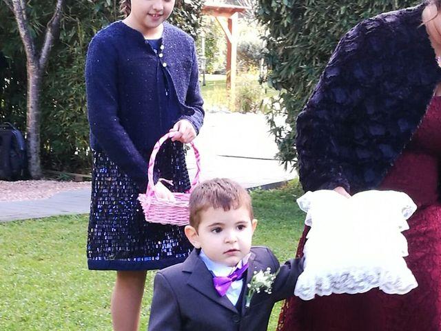 La boda de David y Cristina en Sant Fost De Campsentelles, Barcelona 6