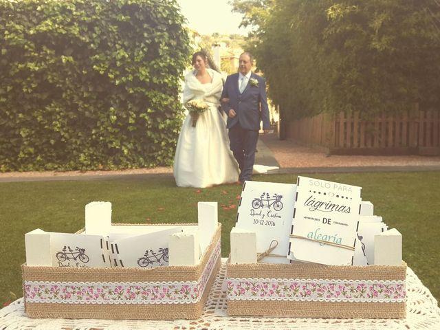 La boda de David y Cristina en Sant Fost De Campsentelles, Barcelona 1