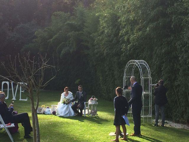 La boda de David y Cristina en Sant Fost De Campsentelles, Barcelona 11
