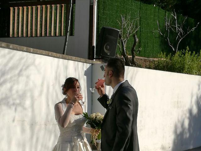 La boda de David y Cristina en Sant Fost De Campsentelles, Barcelona 13