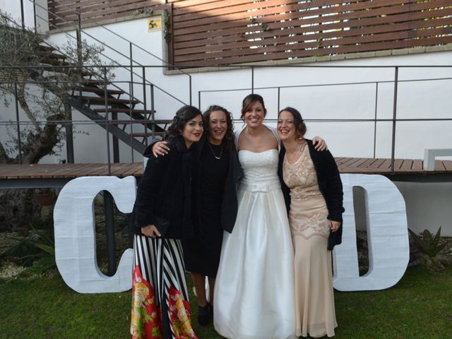 La boda de David y Cristina en Sant Fost De Campsentelles, Barcelona 2