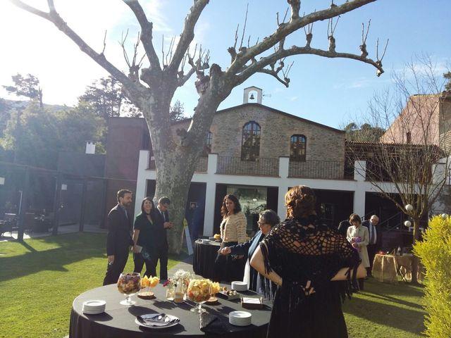 La boda de David y Cristina en Sant Fost De Campsentelles, Barcelona 14