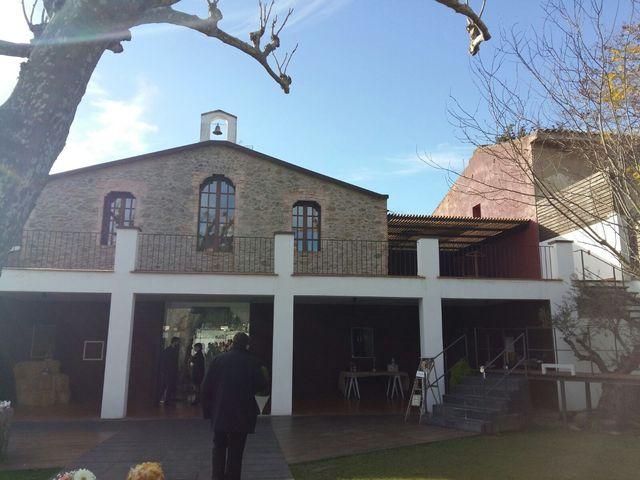 La boda de David y Cristina en Sant Fost De Campsentelles, Barcelona 15
