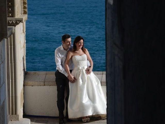 La boda de David y Cristina en Sant Fost De Campsentelles, Barcelona 25