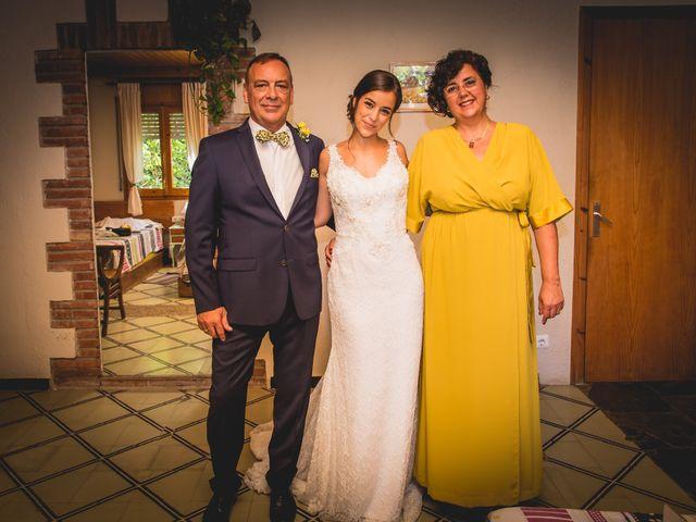 La boda de Lluis y Aitana en Arbucies, Girona 3
