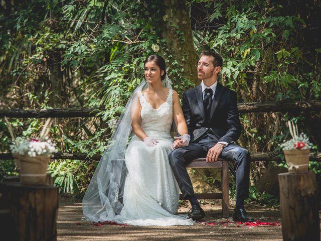 La boda de Lluis y Aitana en Arbucies, Girona 4