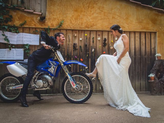 La boda de Lluis y Aitana en Arbucies, Girona 5