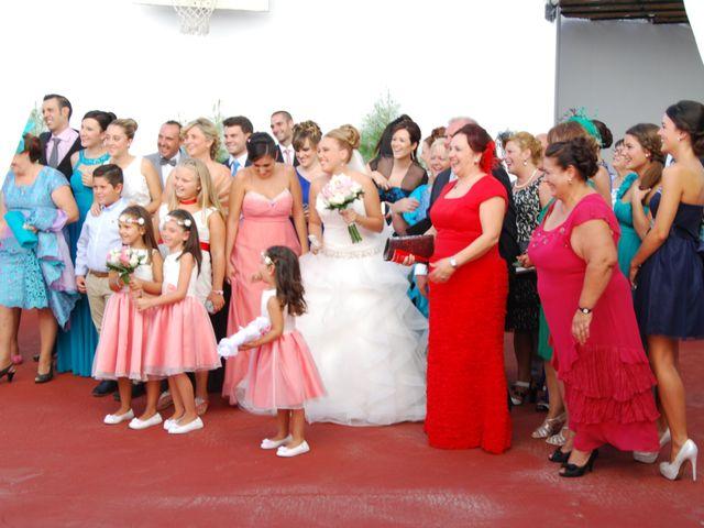 La boda de Maite y Guille en Churriana De La Vega, Granada 4