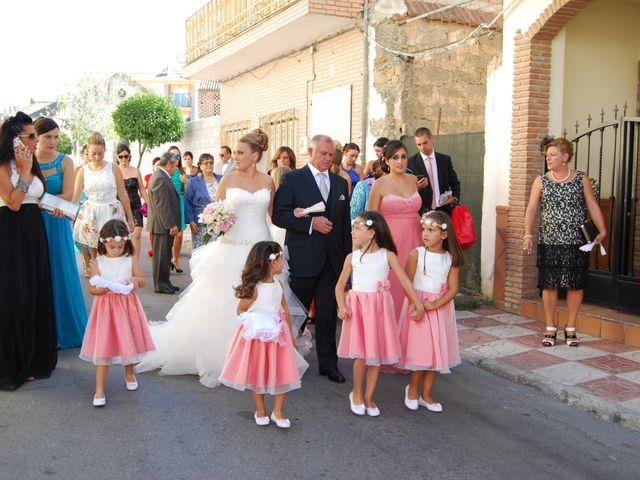 La boda de Maite y Guille en Churriana De La Vega, Granada 5