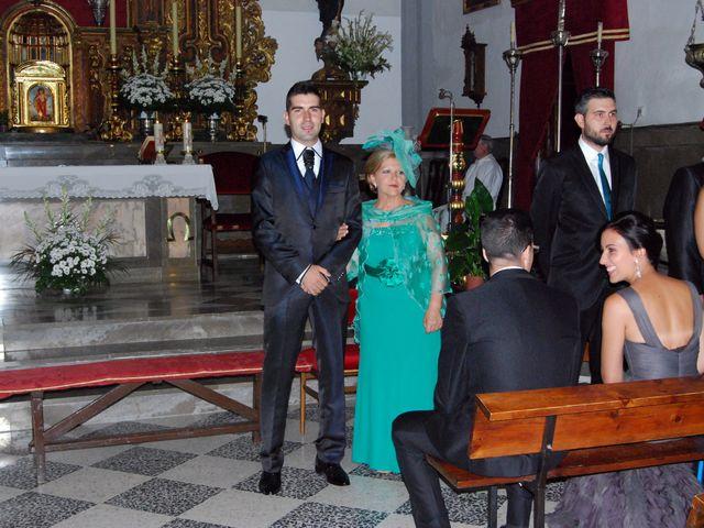 La boda de Maite y Guille en Churriana De La Vega, Granada 6