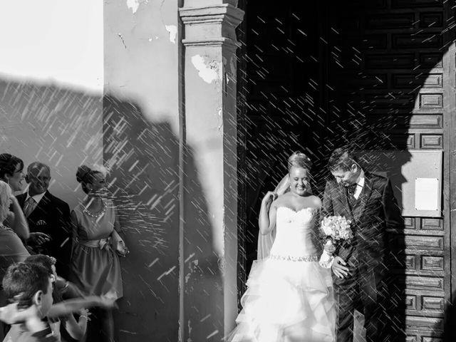 La boda de Maite y Guille en Churriana De La Vega, Granada 14