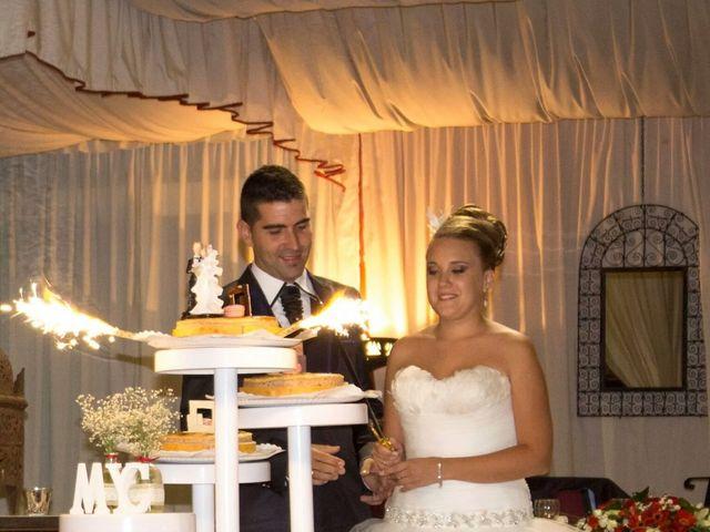 La boda de Maite y Guille en Churriana De La Vega, Granada 15