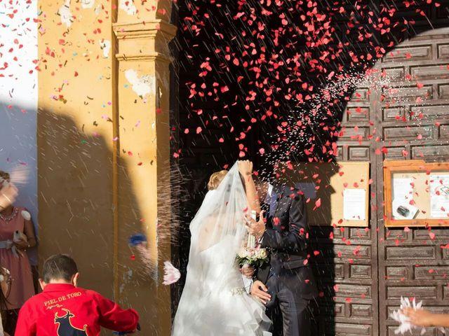 La boda de Maite y Guille en Churriana De La Vega, Granada 16