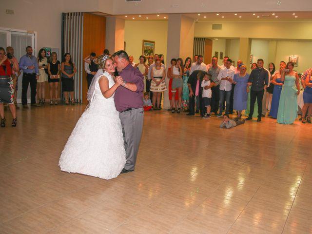 La boda de Jose y Ely en Málaga, Málaga 33