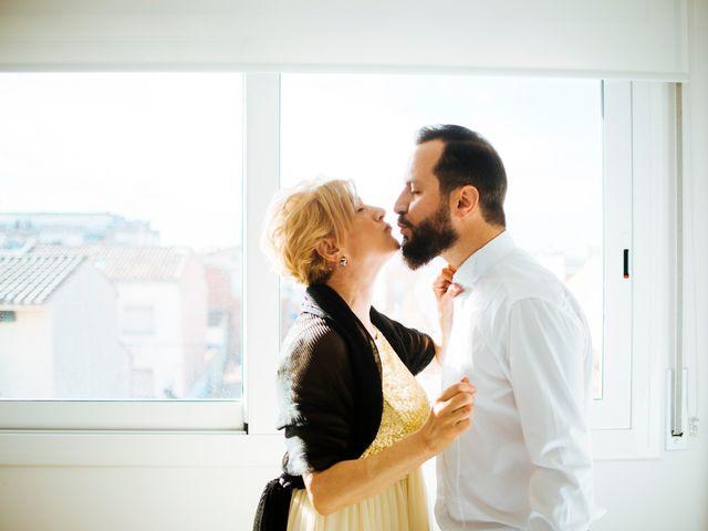 La boda de George y Laia  en Sentmenat, Barcelona 3