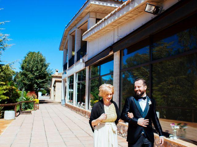 La boda de George y Laia  en Sentmenat, Barcelona 17