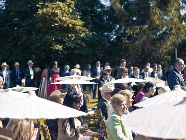 La boda de Víctor y Emma en Boiro (Boiro), A Coruña 8
