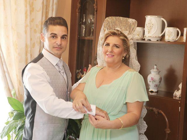 La boda de Javier y Ana Maria en Brenes, Sevilla 1