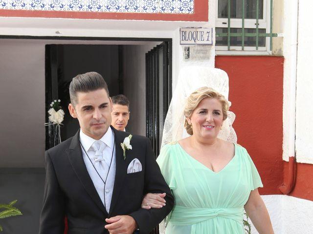 La boda de Javier y Ana Maria en Brenes, Sevilla 5