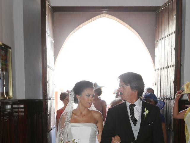 La boda de Javier y Ana Maria en Brenes, Sevilla 13