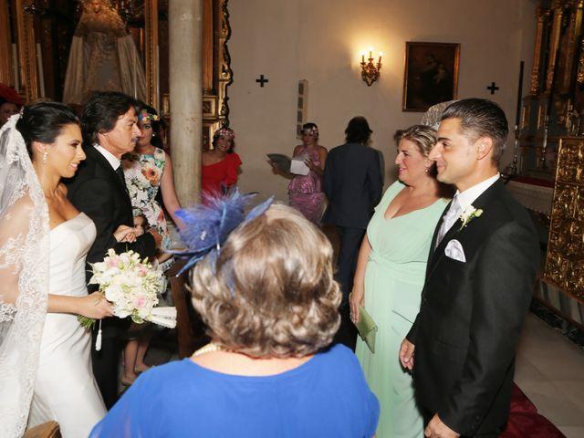 La boda de Javier y Ana Maria en Brenes, Sevilla 14