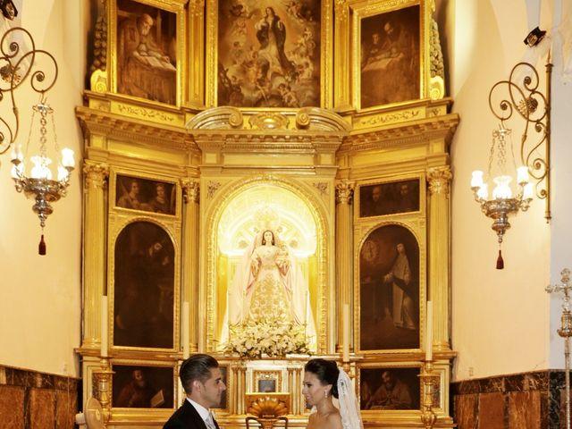 La boda de Javier y Ana Maria en Brenes, Sevilla 17