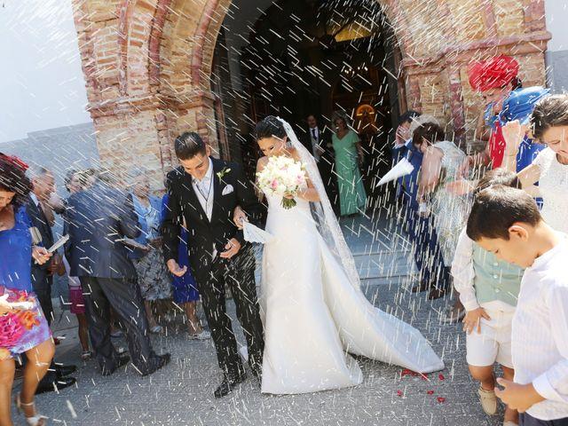 La boda de Javier y Ana Maria en Brenes, Sevilla 19