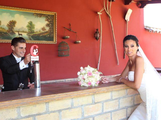 La boda de Ana Maria y Javier