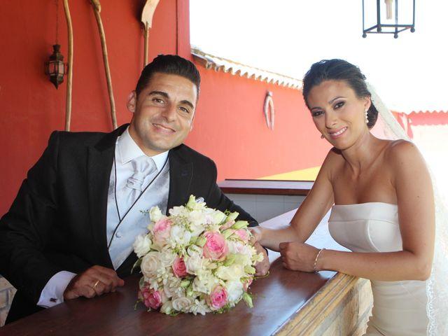La boda de Javier y Ana Maria en Brenes, Sevilla 22