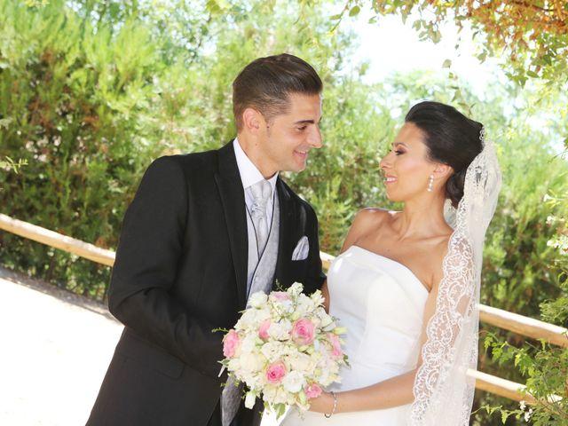 La boda de Javier y Ana Maria en Brenes, Sevilla 24