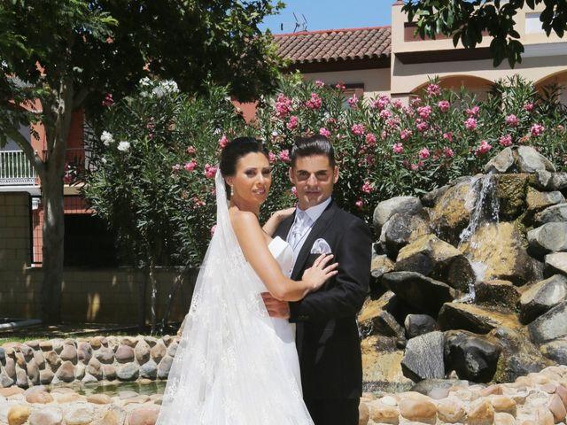 La boda de Javier y Ana Maria en Brenes, Sevilla 26