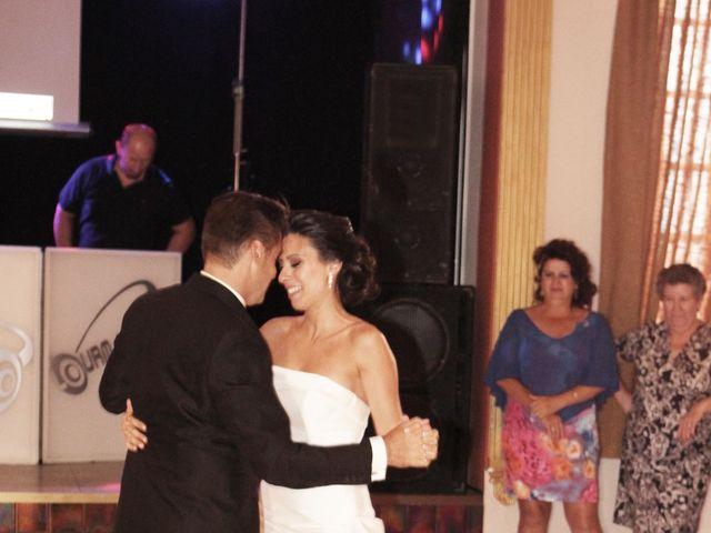 La boda de Javier y Ana Maria en Brenes, Sevilla 29