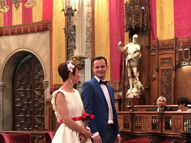 La boda de Emilien y Tana en Barcelona, Barcelona 6