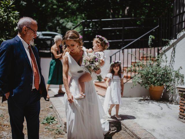 La boda de Ilde y María en Durcal, Granada 14