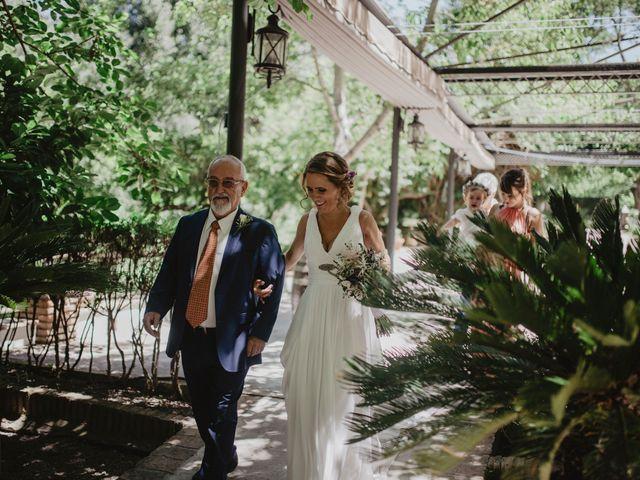 La boda de Ilde y María en Durcal, Granada 16