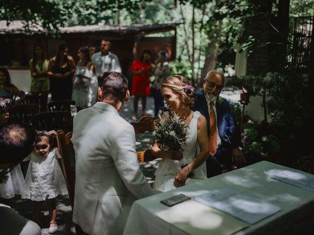 La boda de Ilde y María en Durcal, Granada 18