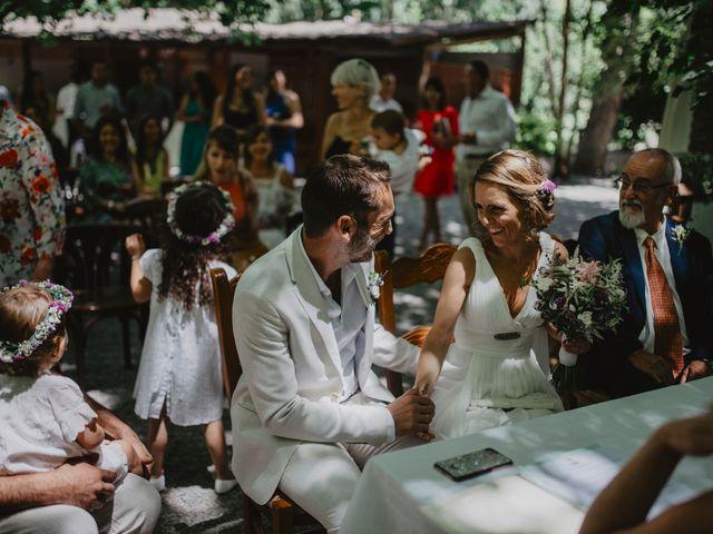 La boda de Ilde y María en Durcal, Granada 19