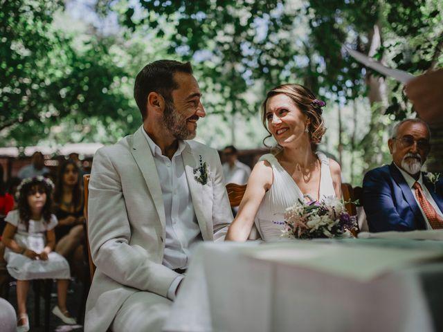 La boda de Ilde y María en Durcal, Granada 24