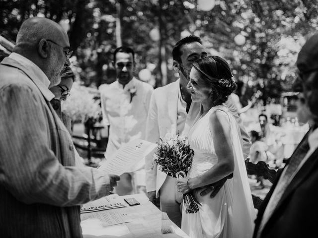 La boda de Ilde y María en Durcal, Granada 25