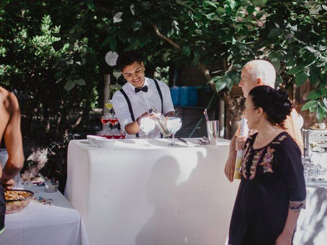 La boda de Ilde y María en Durcal, Granada 60