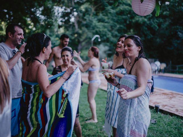 La boda de Ilde y María en Durcal, Granada 80