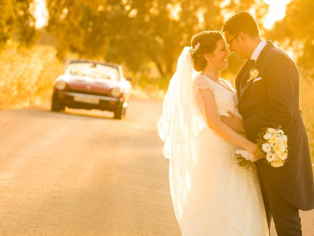 La boda de Carmen y Vicente