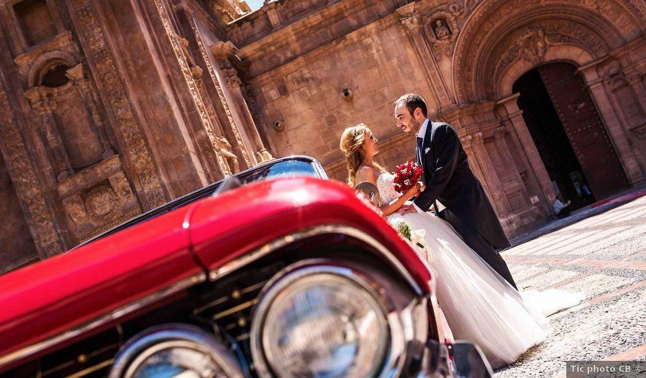 La boda de Emilio y Beatriz en Murcia, Murcia