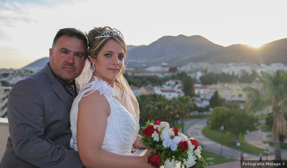 La boda de Jose y Ely en Málaga, Málaga