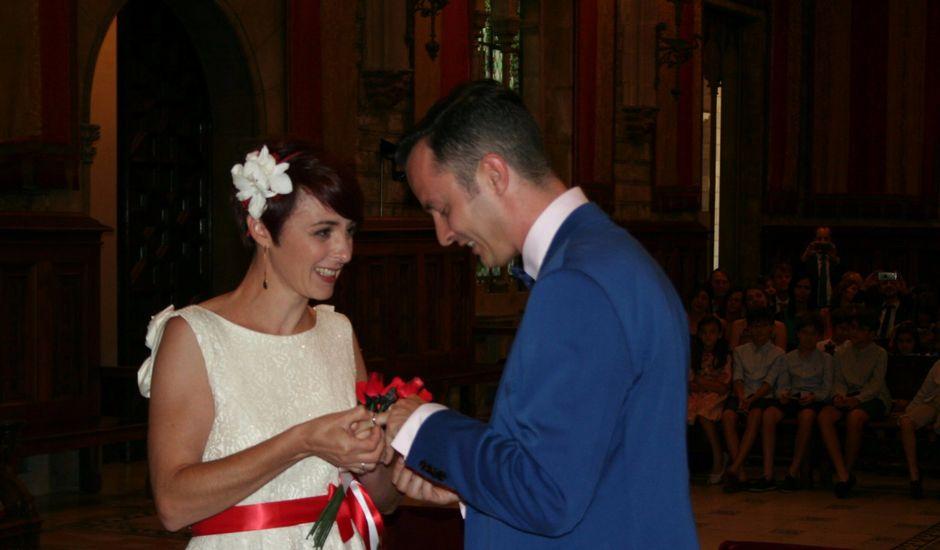 La boda de Emilien y Tana en Barcelona, Barcelona