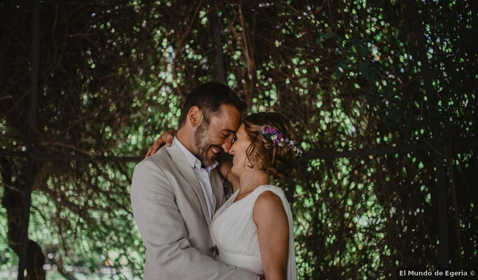 La boda de Ilde y María en Durcal, Granada