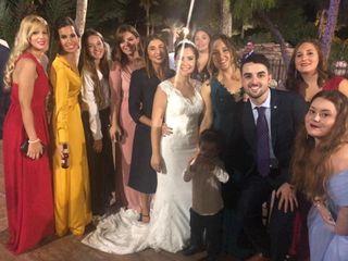 La boda de Belén y Carlos 1