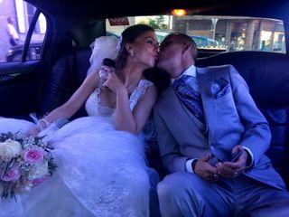 La boda de Roxana y Tristán